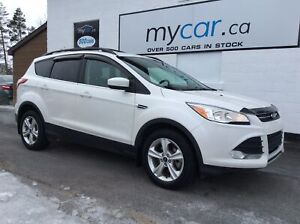 2015 Ford Escape SE HEATED SEATS, POWER GROUP, ALLOYS!!