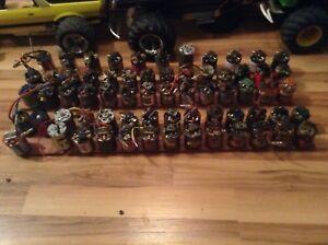 Large collection of vintage Rc brushed motors