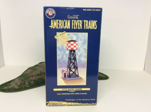 American Flyer # 772 Water Tower New in Box