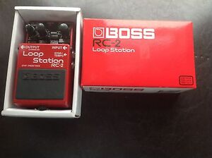 Boss RC-2 Loop Station perfect condition