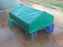Canvas trailer canopy Balaklava Wakefield Area Preview
