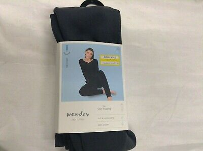 Wander by Hottotties Women's Velvet Lined Leggings Small