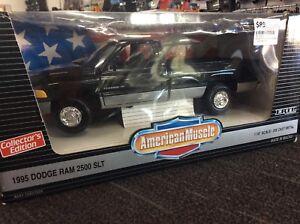63883 - American Muscle 1995 Dodge Ram 2500 SLT 1/18 model Frankston Frankston Area Preview