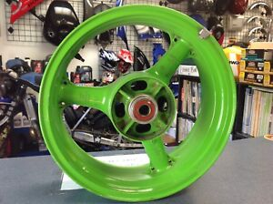 Kawasaki ZX7/9R Rear Wheel 1994-97