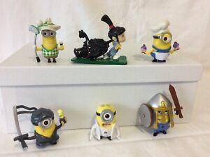 Despicable Me Minion toy figurines Cairnlea Brimbank Area Preview