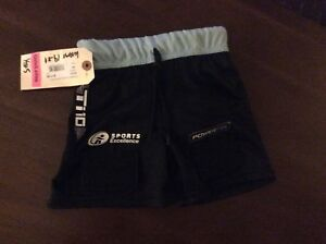 Girl's Ringette Shorts/With Jill