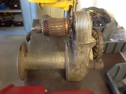 Wanted: Warn Winches Damaged or Incomplete  Austins Ferry Glenorchy Area Preview