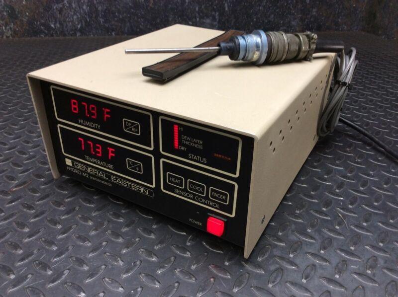 General Eastern HYGRO-M2 Dewpoint Monitor w/ 1112PX Probe