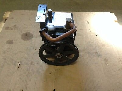 Welch Scientific 15859-2 Belt Drive Duo-seal Vacuum Pump 158592