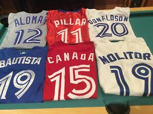 Toronto Blue Jays Jerseys