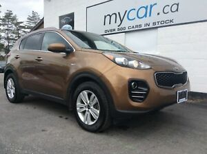 2017 Kia Sportage LX HEATED SEATS, ALLOYS, BACKUP CAM, POWERG...