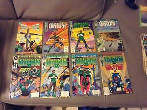 Green Lantern Collector Comics 22 Issues