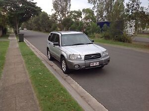 12/2004 SUBARU FORESTER XS WAGON AUTOMATIC CHEAP Eight Mile Plains Brisbane South West Preview