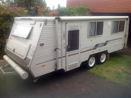 2001 Coromal 535 Pop Top Caravan West Perth Perth City Preview