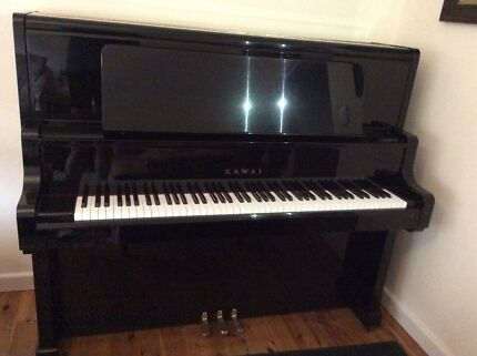 Kawai US 55 upright piano - as new - must sell - make an offer! Turramurra Ku-ring-gai Area Preview