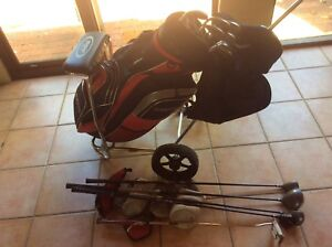 Golf clubs (cheap)