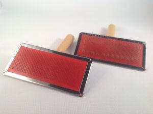 mini hand carders for felting blend