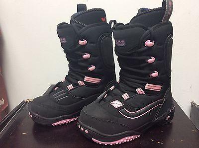 3a895b261b6431 Vans Hi-standard-03 Women s Snowboard Boots Size 5 New