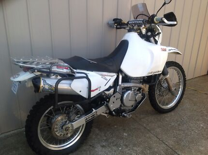 2009 Suzuki DR650 ADV, LOADED WITH EXTRAS! REG RWC. HEAPS OF SPARES!!! Bacchus Marsh Moorabool Area Preview