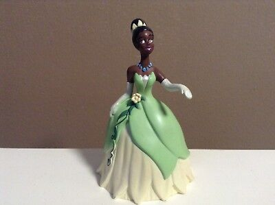 FIGURE TIANA PRINCESS and the FROG CAKE TOPPER PVC TOY - The Princess And The Frog Tiana