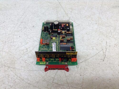 Parker ED00-104D Valve Driver PCB Circuit Board ED00104D
