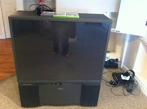 50inch Toshiba Projection TV!!! Need to get rid of!!! $25