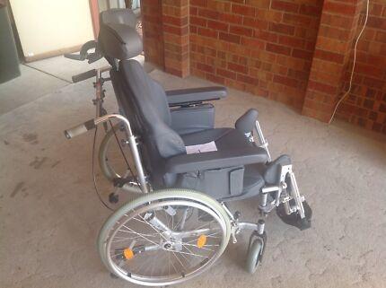 Wheelchair Relax Tilt in Space Wangaratta Wangaratta Area Preview