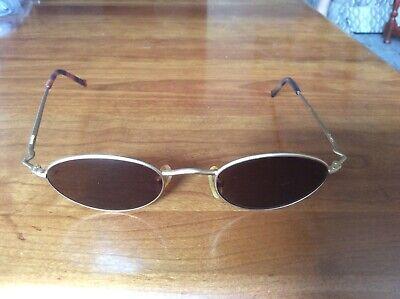 Stussy Gold Framed Sunglasses (Stussy Sunglass)