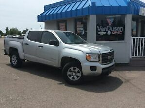 2015 Gmc Canyon Base
