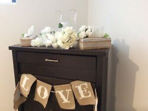 DECORATIONS POUR MARIAGE OU ANNIVERSAIRE MARIAGE