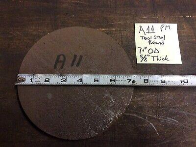 Pm A11tool Steel Round 7 X 58 Machinist Lathe Blacksmith Is Steel