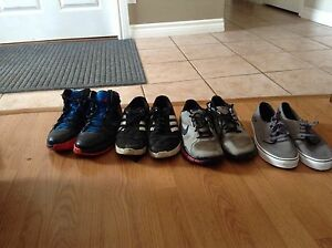 Name brand shoes