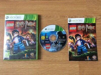Lego XBOX 360 Harry Potter Years 5-7 Game