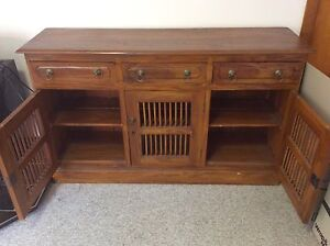 TV Stand/Sideboard Adamstown Heights Newcastle Area Preview