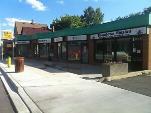 Commercial 4-unit Plaza for Sale or one unit available for Rent Windsor Region Ontario image 2