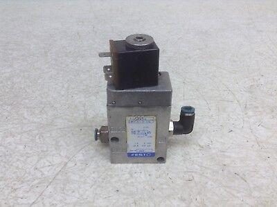 Festo Mfh-3-14 Pneumatic Solenoid Valve Msfg-2442-5060 Mfh314