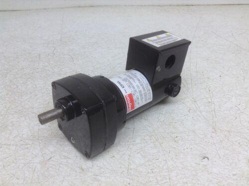 Dayton 6Z916A DC GearMotor 1/20 HP 90 VDC 139 RPM