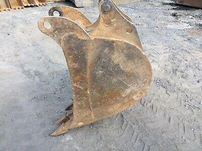 12in. Used Case Backhoe Bucket