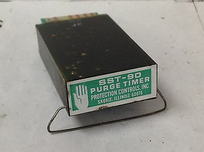 Protection Controls Sst-90 Purge Timer
