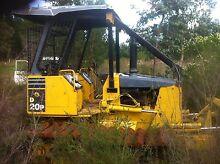 Dozer scrub canopy and root rakes  Traralgon Latrobe Valley Preview