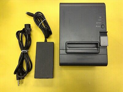 Oem Epson Tm-t20ii M267a Pos Receipt Printer Power Supplyac Adapter Included