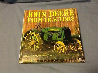 John Deere Farm Tractors Book A History of the John Deere Tractor 1993