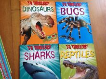 Natural world books for kids Golden Beach Caloundra Area Preview