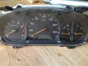 2002 Honda Accord Speedometer