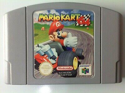 Mario Kart N64 Nintendo 64 N107G1