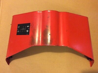 Zetor 3320 Tractor Lower Dash Panel Cover