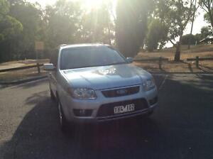 2011 Ford Territory SUV one owner  7 seater Petrol  RWC