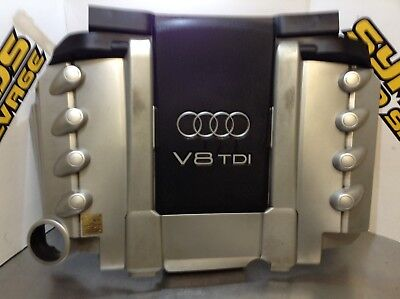 Audi A8 Engine Cover V8 TDI Diesel Engine COVER  057103925