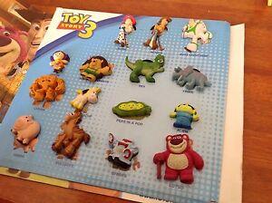 Toy Story 3 stickems set Port Macquarie Port Macquarie City Preview