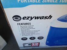 Caravan washing machine no spin works well Gympie Gympie Area Preview